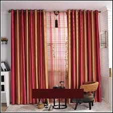 red striped curtains enchanting and gold decorating with home design ideas white horizontal