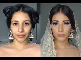 indian bollywood south asian makeup from start to finish blueroseartistry