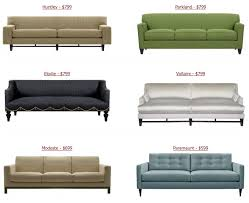 Nice Types Of Sofas Download Different Types Of Sofas Home Design