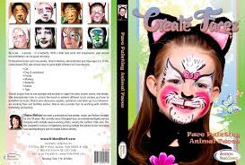 painting animal faces view cover