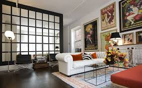 decorate walls with art