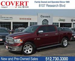 Austin Red Pearlcoat 2017 Ram 1500: Used Truck Available Near ...