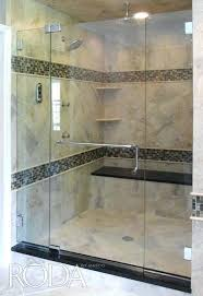 glass shower doors columbus ohio celesta panel door panel enclosure clear glass silver finish custom glass