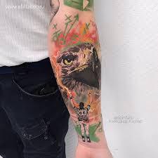 значение татуировки орел обозначение тату орел что значит