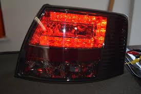 Audi A4 Back Lights Details About Back Rear Tail Lights Lamps Led Smoke For Audi A4 B7 Avant 11 04 03 08