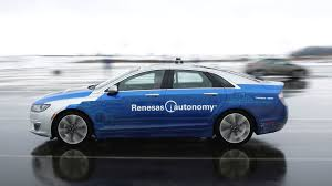 Renesas Design Renesas Steps Into Fabless Future To Lead Self Driving Age