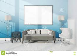 comfortable big living room living. Living Room With Furniture And Big Poster Stock Illustration - Of Design, Canvas: 74443318 Comfortable U