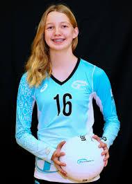 Ava Garrett - Tstreet Volleyball Club