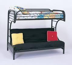 Amazon Com Coaster Twin Futon Bunk Bed High Gloss Black Kitchen
