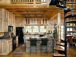 cabin kitchen design. Beautiful Cabin Cabin Kitchen Design Popular Of Ideas Cool On A Budget With Log Island  Island I