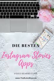 Instagram Stories 5 Geniale Apps Für Spannende Videos Therubinrose