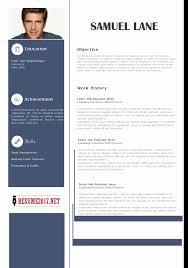 Loft Resume Template Free Download Unique 18 Free Resume Templates