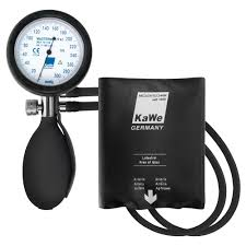 aneroid manometer. kawe mastermed® a2 aneroid-blood pressure manometer - black aneroid a