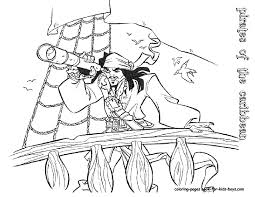Small Picture Pirates Of The Caribbean Coloring Pages zimeonme