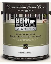 Behr 12u swiss coffee 4.12y / 9.27 / 0.71. Amazing Deal On Behr Ultra 1 Gal 12 Swiss Coffee Semi Gloss Enamel Exterior Paint And Primer In One