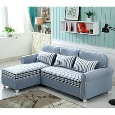 sofa cum bed. Manufacturer Otobi Furniture Navy Blue Fabric Sofa Cum Bed With Recliner Parts In Bangladesh For Living