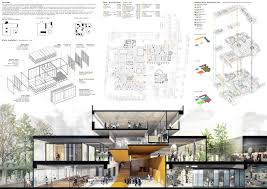10 Tips For Creating Stunning Architecture Project Presentation Architectural Plans Presentation