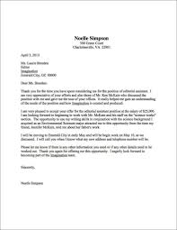 Decline Jober Letter Sample To Due Location Politely Salary