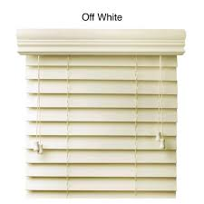 arlo blinds faux wood 32 1 4 inch blinds free shipping on orders