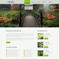 Small Picture Garden Design Website Templates