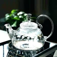 breville crystal clear glass tea kettle glass tea kettle stove top glass tea kettle stove top
