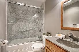 How Much To Remodel A Bathroom On Average Amazing One Day Remodel One Day Affordable Bathroom Remodel Luxury Bath