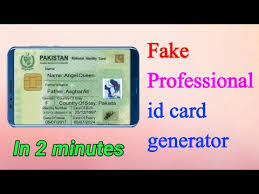 Id Fake Card Make Using Videolike Android How To zq4fWnxwCp