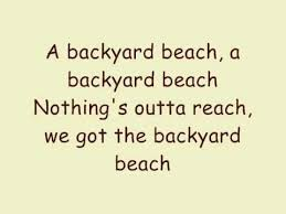Phineas And Ferb  Backyard Beach Lyrics HQ  YouTubePhineas And Ferb Backyard Beach Lyrics