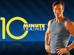 10 minute trainer tony horton workout