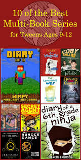 get an 11 year olds list of best book series for tweens all available on kindle unlimited free