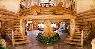 Small Log Cabin Interior Design Ideas Home Interior Design Modern
