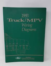 details about 1993 ford truck mpv wiring diagrams villager 1993 ford truck mpv wiring diagrams f600 f800 cowl f600 f 800 cab l series delivery l series haul explorer villager