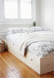 diy bohemian platform bed diy simple bed frame brothers room revamp