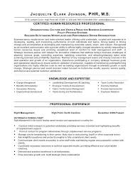 Human Resources Generalist Resume Inspirational Human Resources Classy Entry Level Human Resources Resume