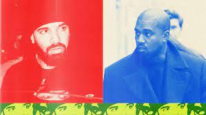 Kanye West-Drake Beef