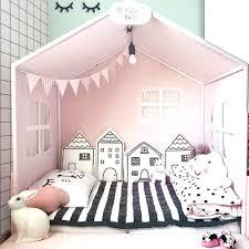 <b>4PCs</b> Baby Crib Bumper For Newborns <b>Nordic INS</b> Small House ...
