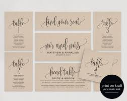 Seating Chart Cards Template Free Wedding Seating Chart Template Seating Plan Wedding
