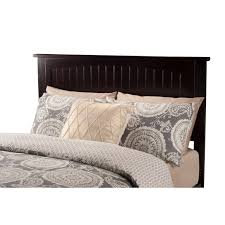 Nantucket Bedroom Furniture Atlantic Furniture Ar8242111 Nantucket Queen Flat Panel Footboard