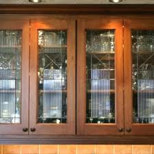 stained glass kitchen window cabinets cabinet doors door panels over sink