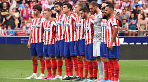 Club atlético de madrid, s.a.d., commonly referred to as atlético de madrid in english or simply as atlético or atleti, is a spanish professional football club based in madrid, that play in la liga. Owuraku Ampofo Auf Twitter Breaking Atletico Madrid Have Announced That 2 Players Have Tested Positive For Covid19 On Thursday Atletico Will Play In Champions League Against Rb Leipzig The Club Stated