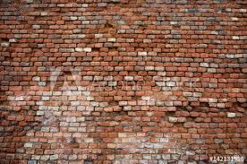 old and damaged brick wall texture