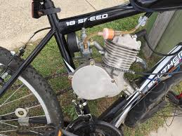 there has been an upsurge in plaints regarding internal bustion engine powered bicycles which has highlighted the need to inform the public of the