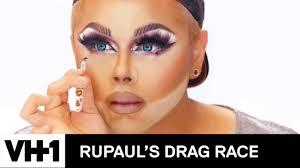 kalorie karbdashian williams glorified chola makeup tutorial rupaul s drag race season 10 nayi tv usa