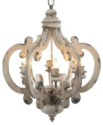 distressed white parisian chandelier what loving now chandeliers my year farmhouse distressed white farmhouse chandelier