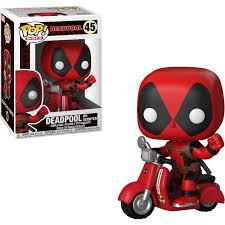 <b>Фигурка Funko POP</b>! <b>Rides</b> Deadpool Deadpool & Scooter 30969