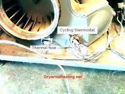 dryer fuse diagram 6 wiring ge thermal electric replacement dryer thermal fuse not heating up series profile ge replacement gas dryer ge thermal fuse
