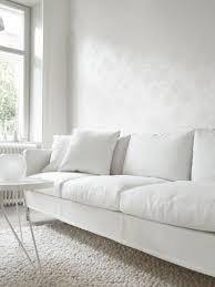 Monochromatic Living Room Decor Monochromatic White Living Room With Comfy White Sofa Design Near