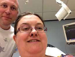 Brave Kate shares her brain tumour battle story | The Evesham Observer