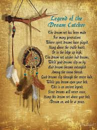 Legend Of The Dream Catcher Legend of the Dreamcatcher Poster Posters by Irisangel Redbubble 2