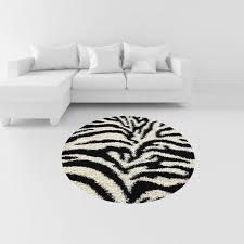 pony skin rug decoration brown and white zebra rug animal print wool rugs calf